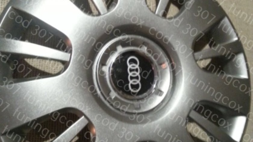 Capace roti Audi r15 la set de 4 bucati cod 307