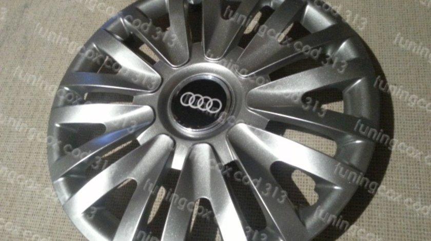 Capace roti Audi r15 la set de 4 bucati cod 313