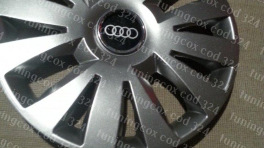 Capace roti Audi r15 la set de 4 bucati cod 324