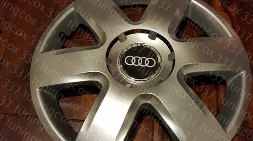 Capace roti Audi r15 la set de 4 bucati cod 337