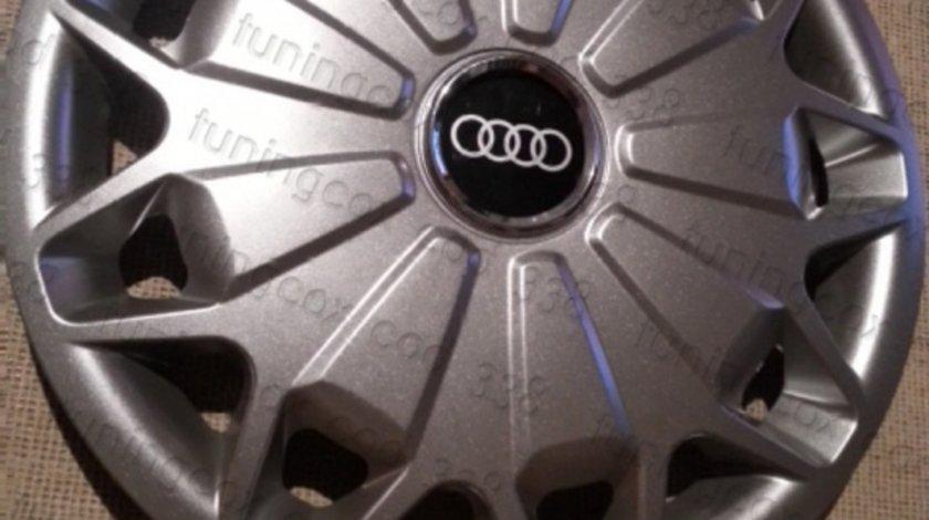 Capace roti Audi r15 la set de 4 bucati cod 338