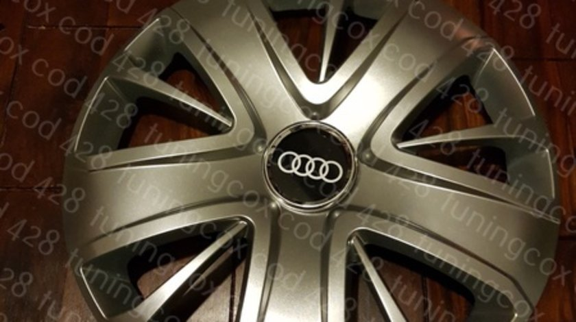 Capace roti Audi r16 la set de 4 bucati cod 428