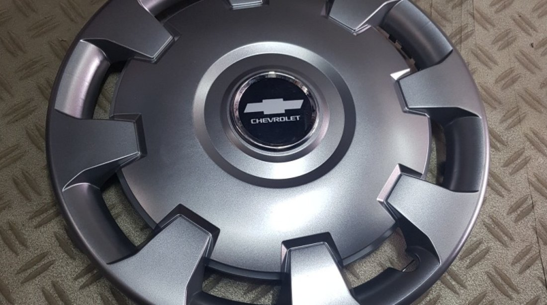 Capace roti Chevrolet r14 la set de 4 bucati cod 206