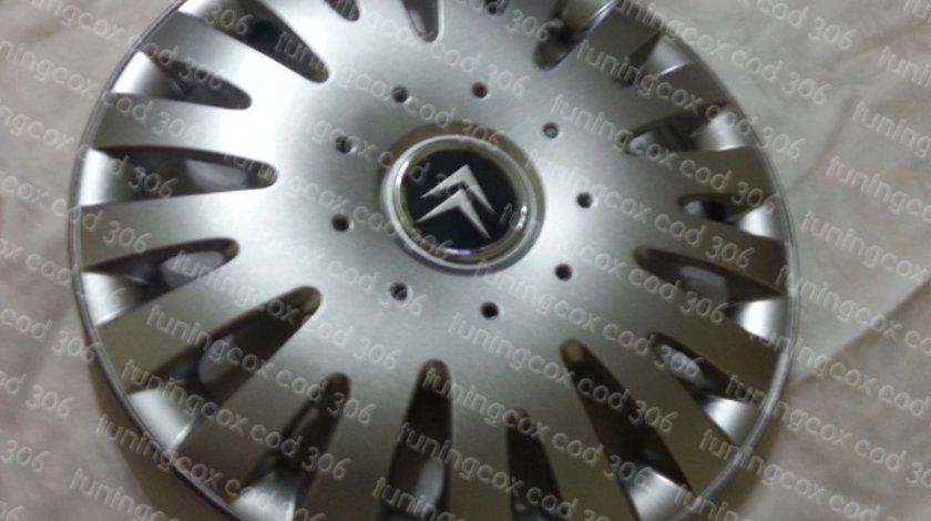 Capace roti Citroen r15 la set de 4 bucati cod 306