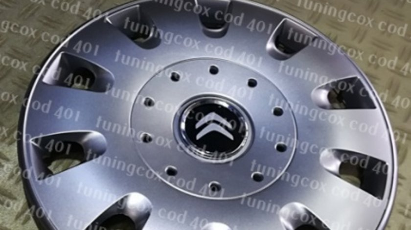 Capace roti Citroen r16 la set de 4 bucati cod 401