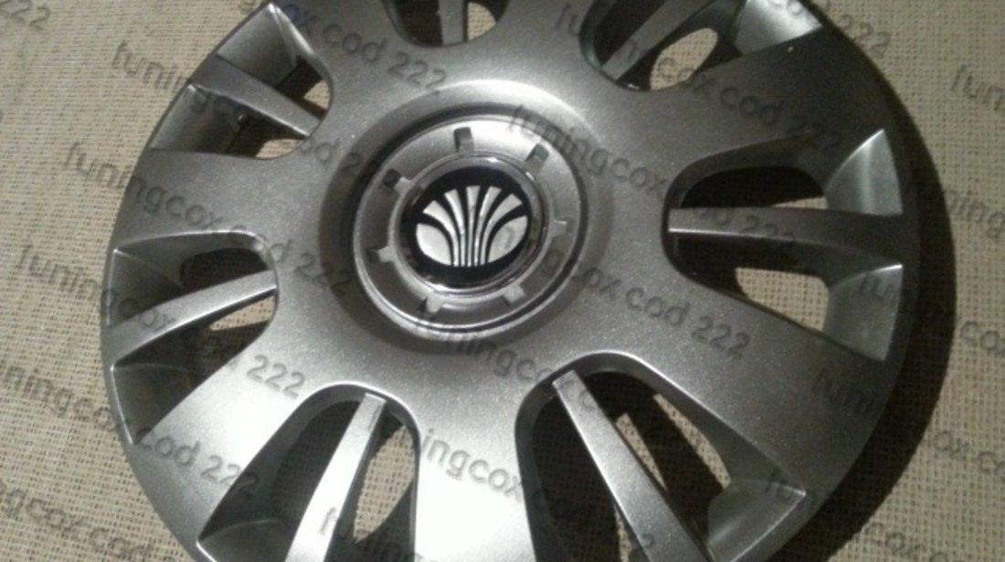 Capace roti Dacia r14 la set de 4 bucati cod 222