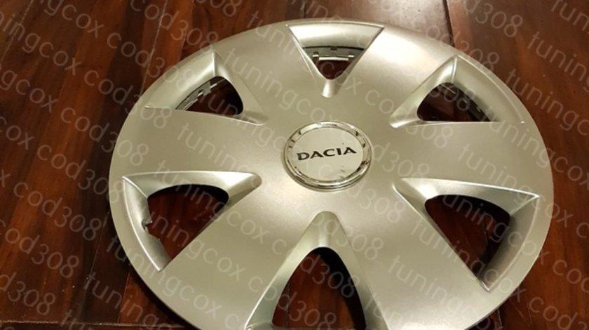 Capace roti Dacia r15 la set de 4 bucati cod 308