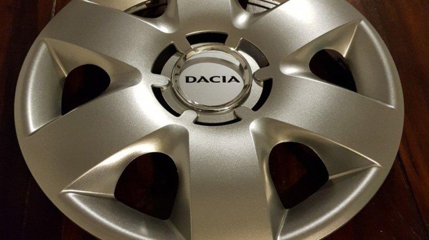 Capace roti Dacia r15 la set de 4 bucati cod 310