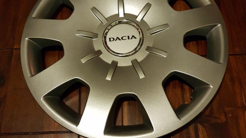 Capace roti Dacia r15 la set de 4 bucati cod 314