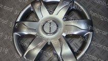 Capace roti Dacia r15 la set de 4 bucati cod 318