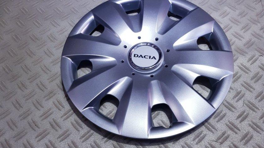 Capace roti Dacia r15 la set de 4 bucati cod 321