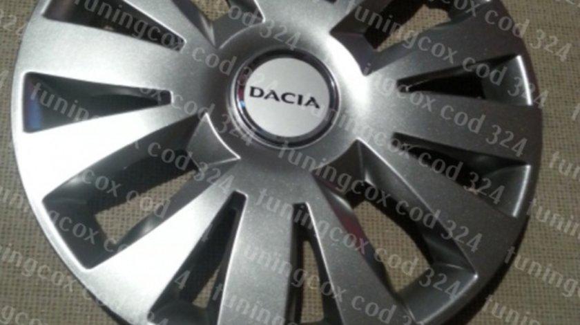 Capace roti Dacia r15 la set de 4 bucati cod 324