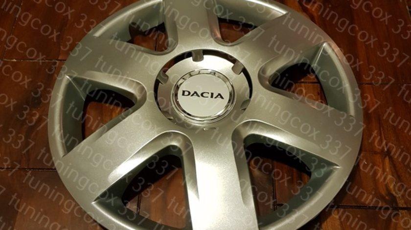 Capace roti Dacia r15 la set de 4 bucati cod 337
