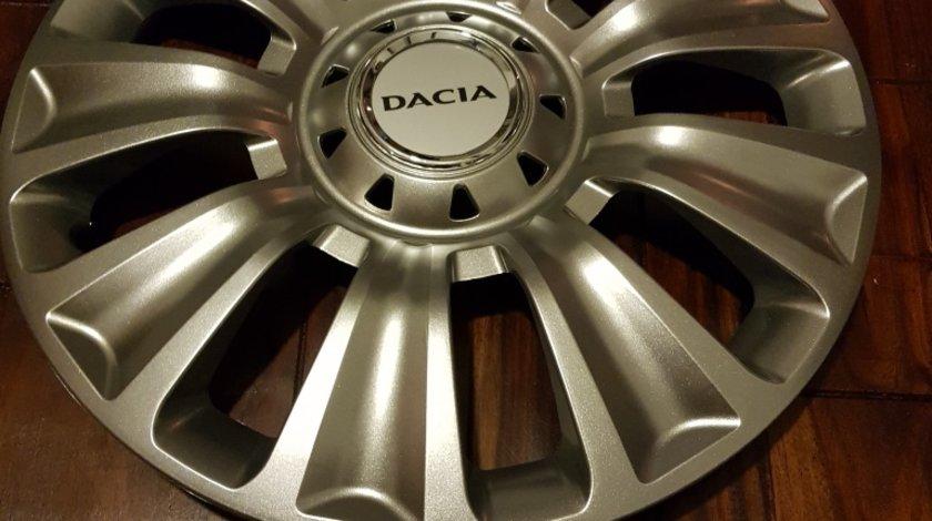 Capace roti Dacia r16 la set de 4 bucati cod 424
