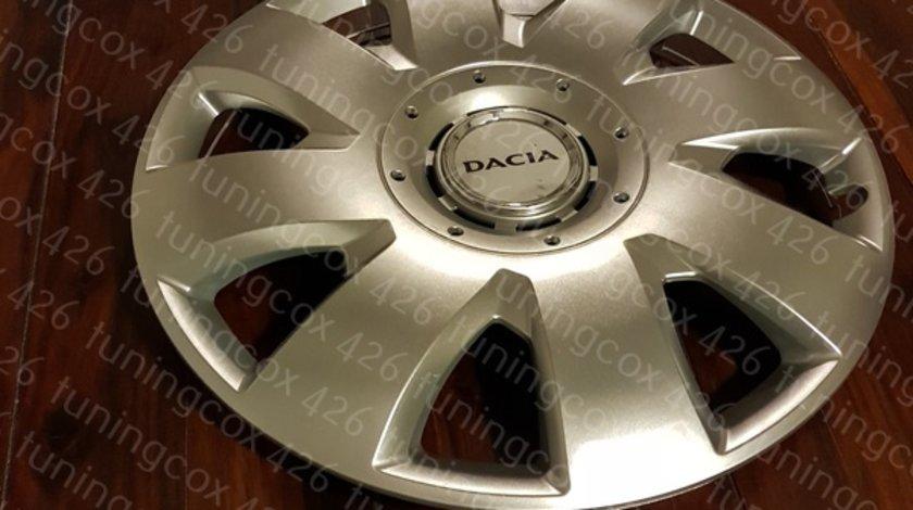 Capace roti Dacia r16 la set de 4 bucati cod 426