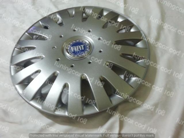 Capace roti Fiat r13 la set de 4 bucati cod 108