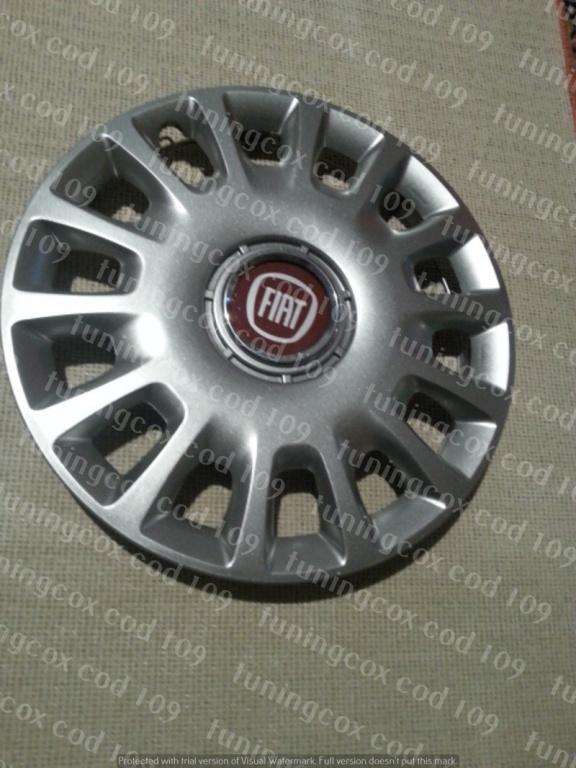 Capace roti Fiat r13 la set de 4 bucati cod 109