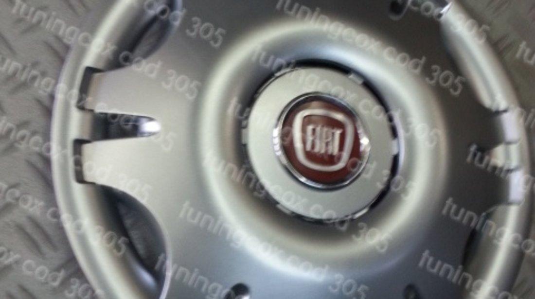 Capace roti Fiat r15 la set de 4 bucati cod 305