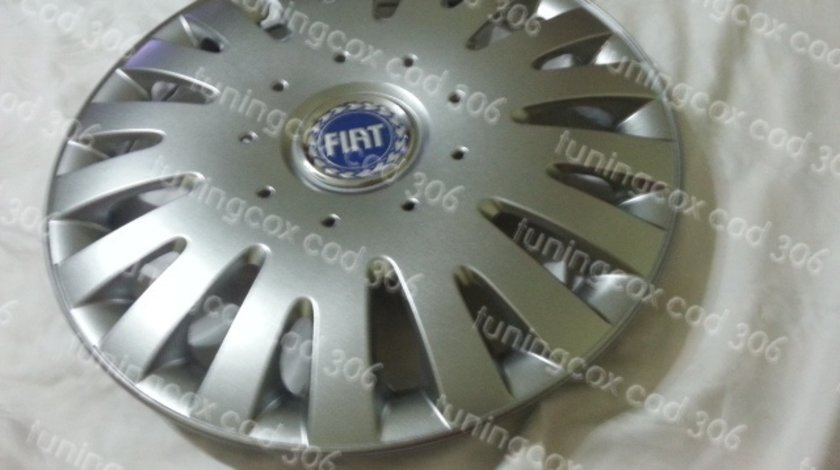 Capace roti Fiat r15 la set de 4 bucati cod 306