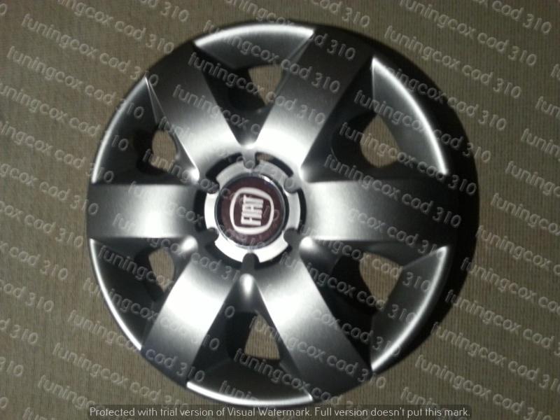 Capace roti Fiat r15 la set de 4 bucati cod 310