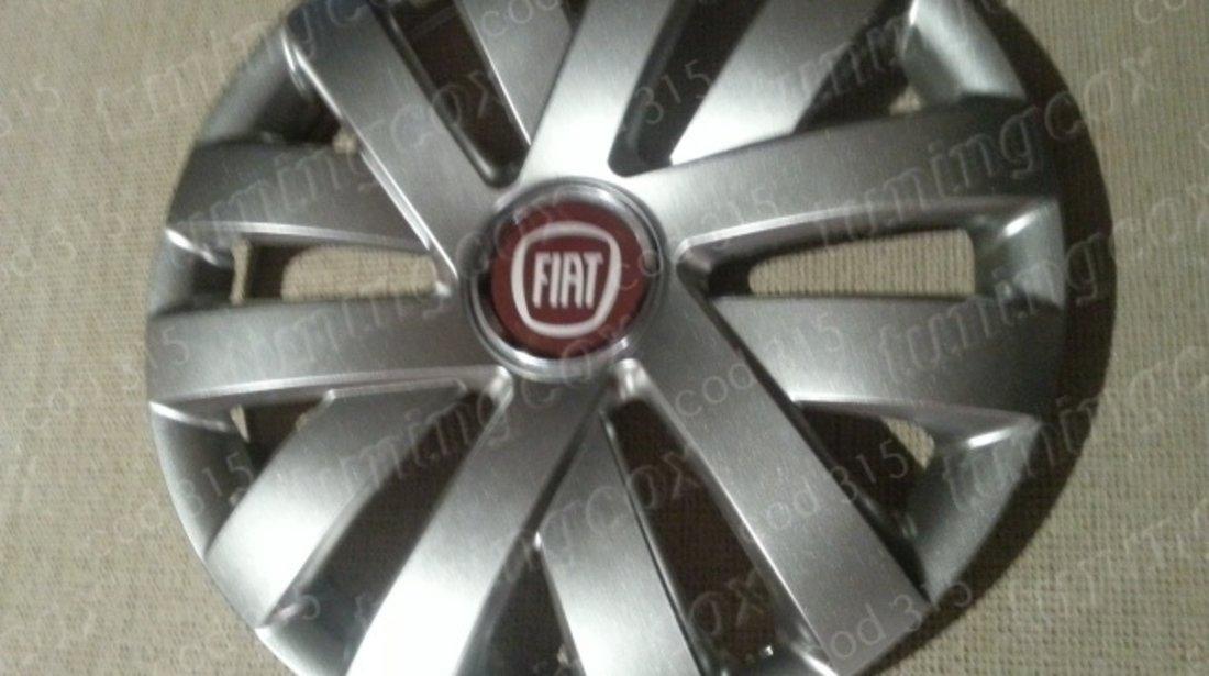 Capace roti Fiat r15 la set de 4 bucati cod 315
