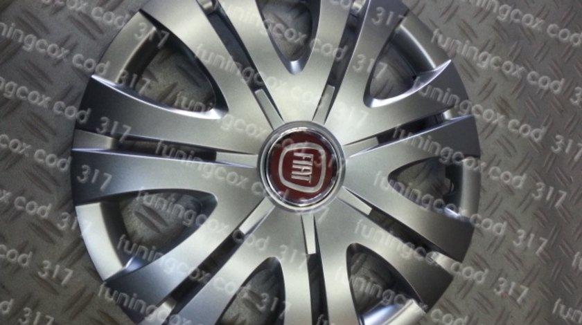Capace roti Fiat r15 la set de 4 bucati cod 317