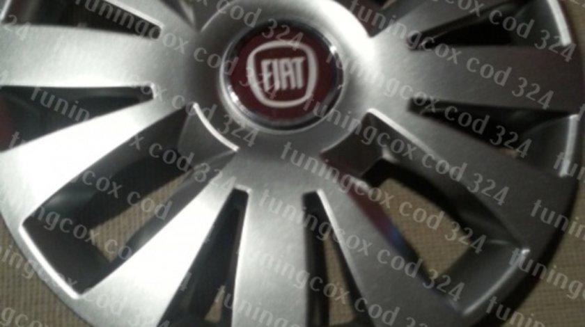 Capace roti Fiat r15 la set de 4 bucati cod 324