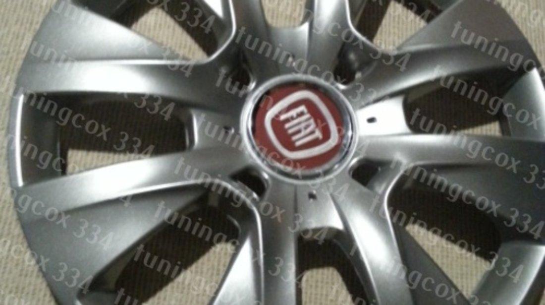 Capace roti Fiat r15 la set de 4 bucati cod 334