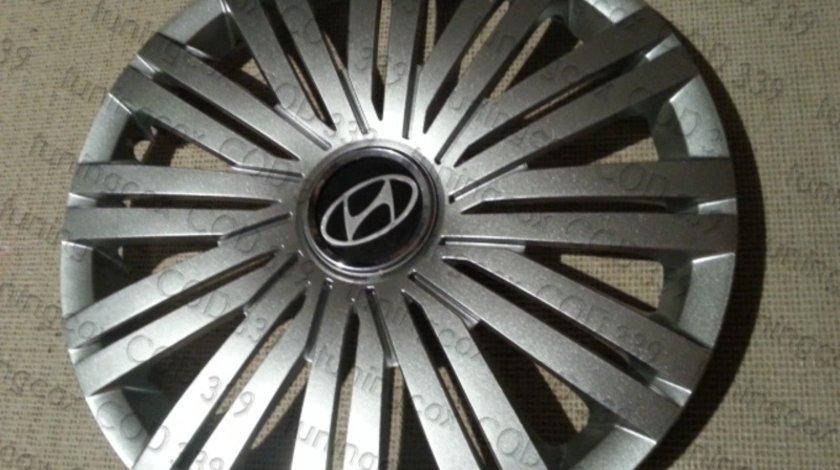 Capace roti Hyundai r15 la set de 4 bucati cod 339