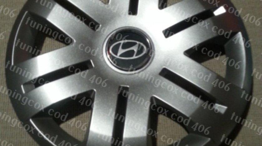 Capace roti Hyundai r16 la set de 4 bucati cod 406