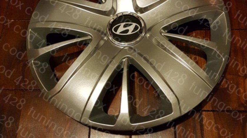 Capace roti Hyundai r16 la set de 4 bucati cod 428