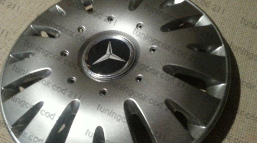 Capace roti Mercedes r14 la set de 4 bucati cod 211
