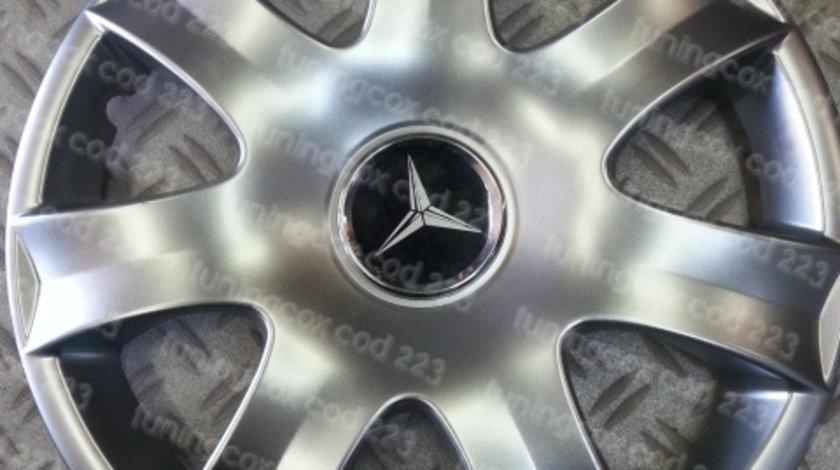 Capace roti Mercedes r14 la set de 4 bucati cod 223