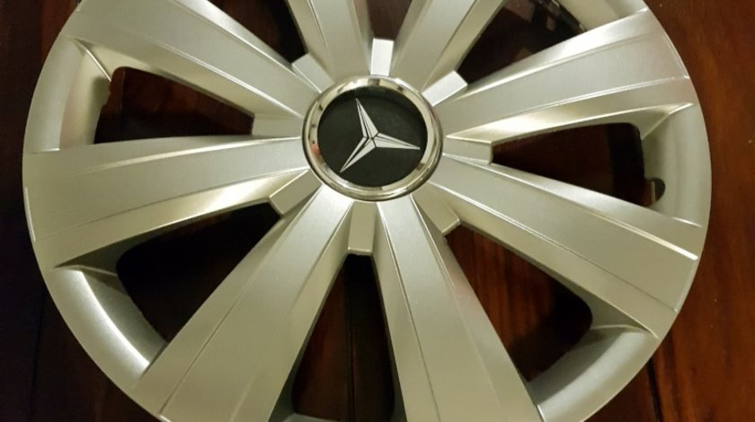 Capace roti Mercedes r15 la set de 4 bucati cod 328