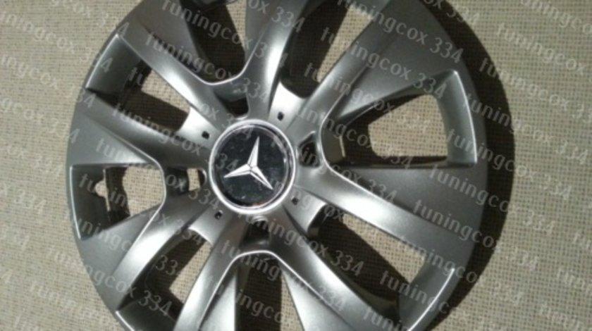 Capace roti Mercedes r15 la set de 4 bucati cod 334
