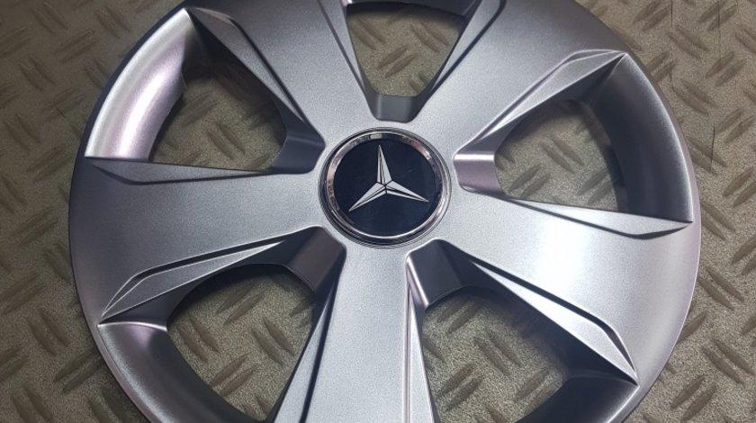 Capace roti Mercedes r15 la set de 4 bucati cod 331