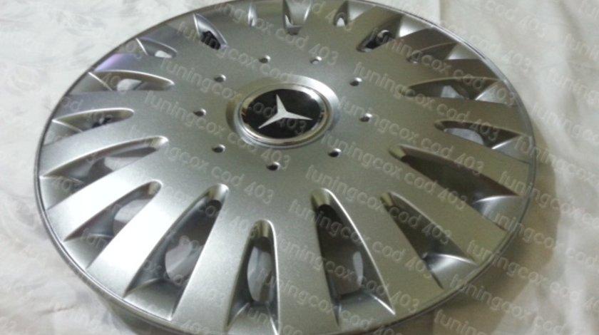 Capace roti Mercedes r16 la set de 4 bucati cod 403