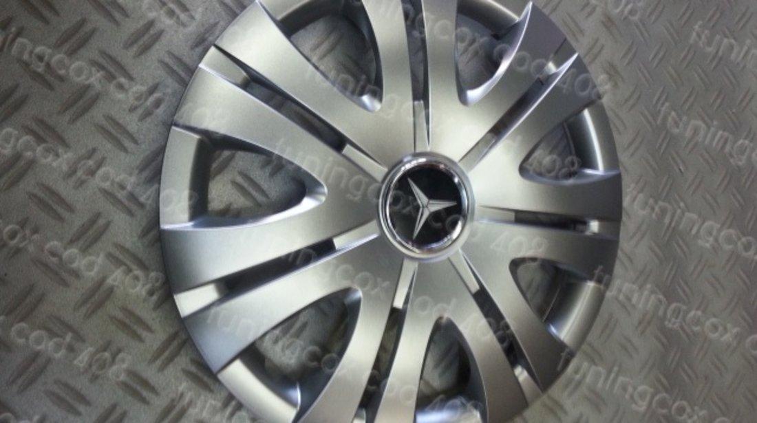 Capace roti Mercedes r16 la set de 4 bucati cod 408
