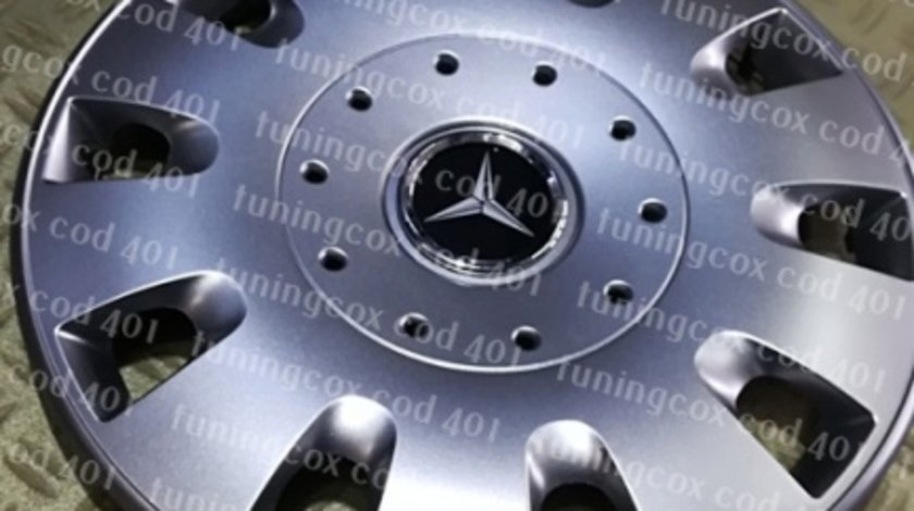 Capace roti Mercedes r16 la set de 4 bucati cod 401