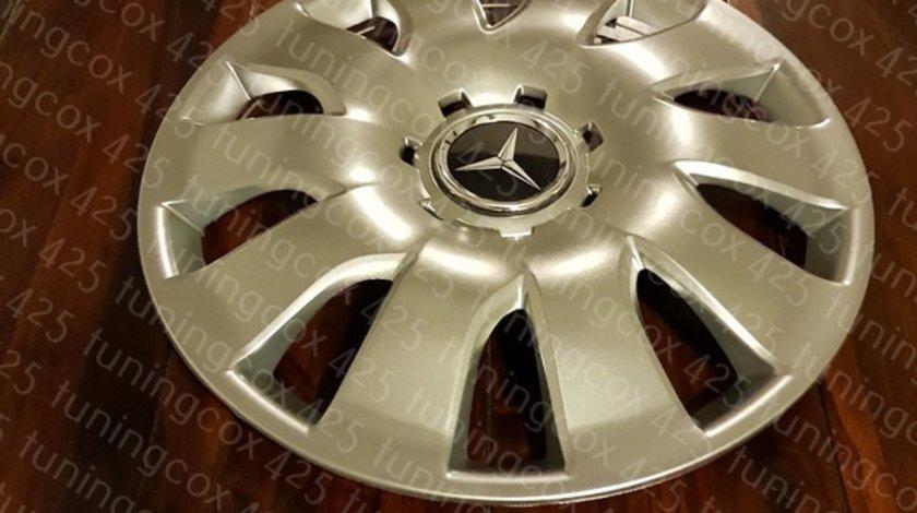 Capace roti Mercedes r16 la set de 4 bucati cod 425