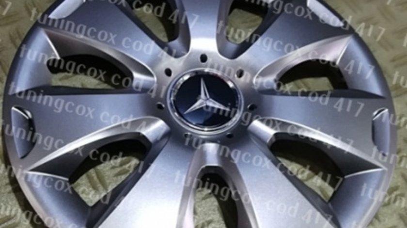 Capace roti Mercedes r16 la set de 4 bucati cod 417