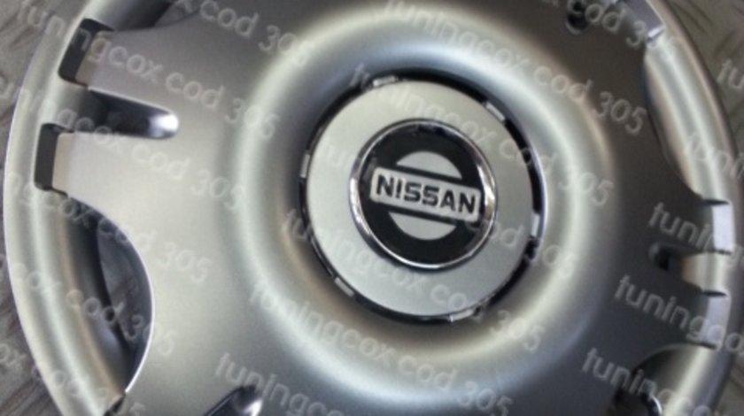 Capace roti Nissan r15 la set de 4 bucati cod 305