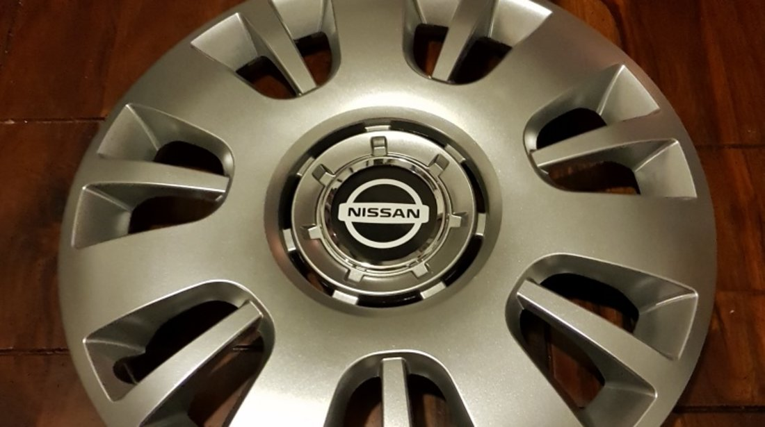 Capace roti Nissan r15 la set de 4 bucati cod 312
