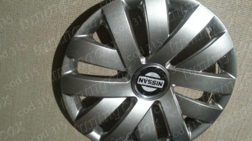 Capace roti Nissan r15 la set de 4 bucati cod 315