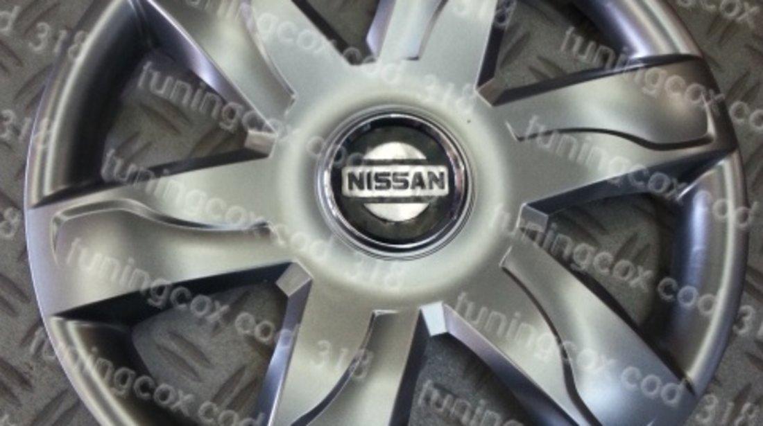 Capace roti Nissan r15 la set de 4 bucati cod 318