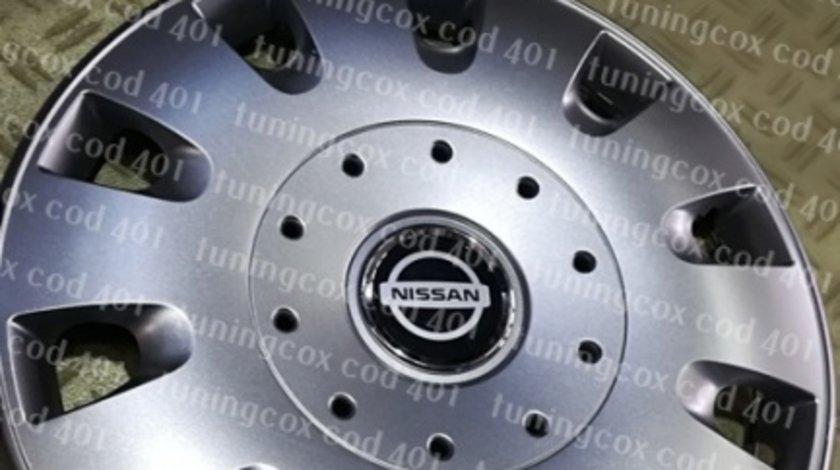 Capace roti Nissan r16 la set de 4 bucati cod 401