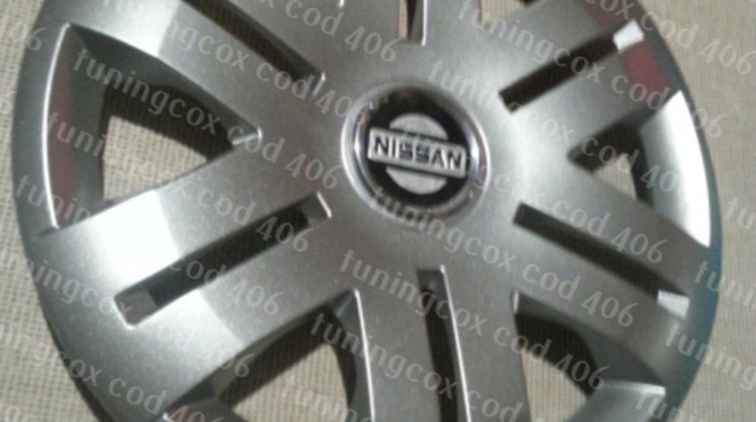 Capace roti Nissan r16 la set de 4 bucati cod 406