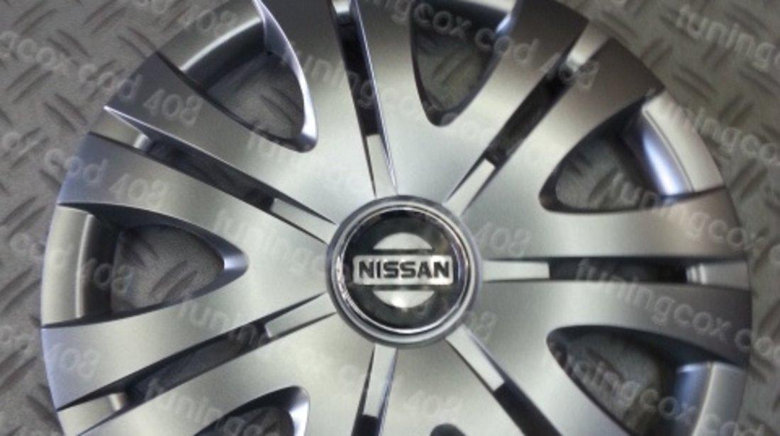 Capace roti Nissan r16 la set de 4 bucati cod 408