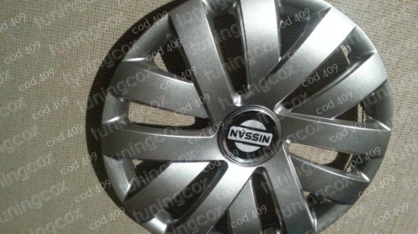 Capace roti Nissan r16 la set de 4 bucati cod 409