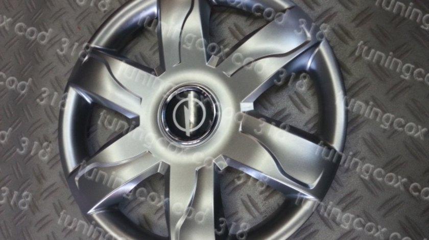 Capace roti Opel r15 la set de 4 bucati cod 318